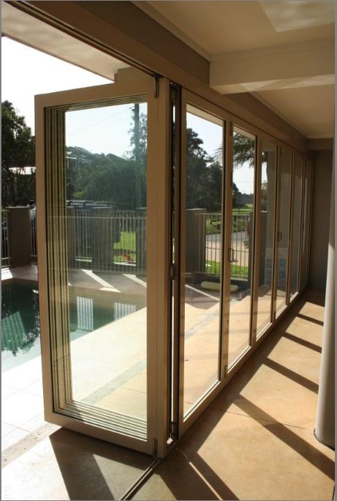 Bi-Fold Doors - JWR Constructions