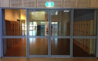 Internal Entrance Door 1