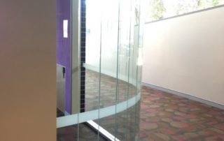 Curved Partition 2