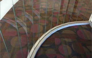 Curved Partition Detail 1